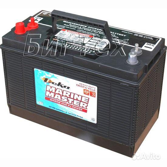 аккумулятор для лодки купить в спб