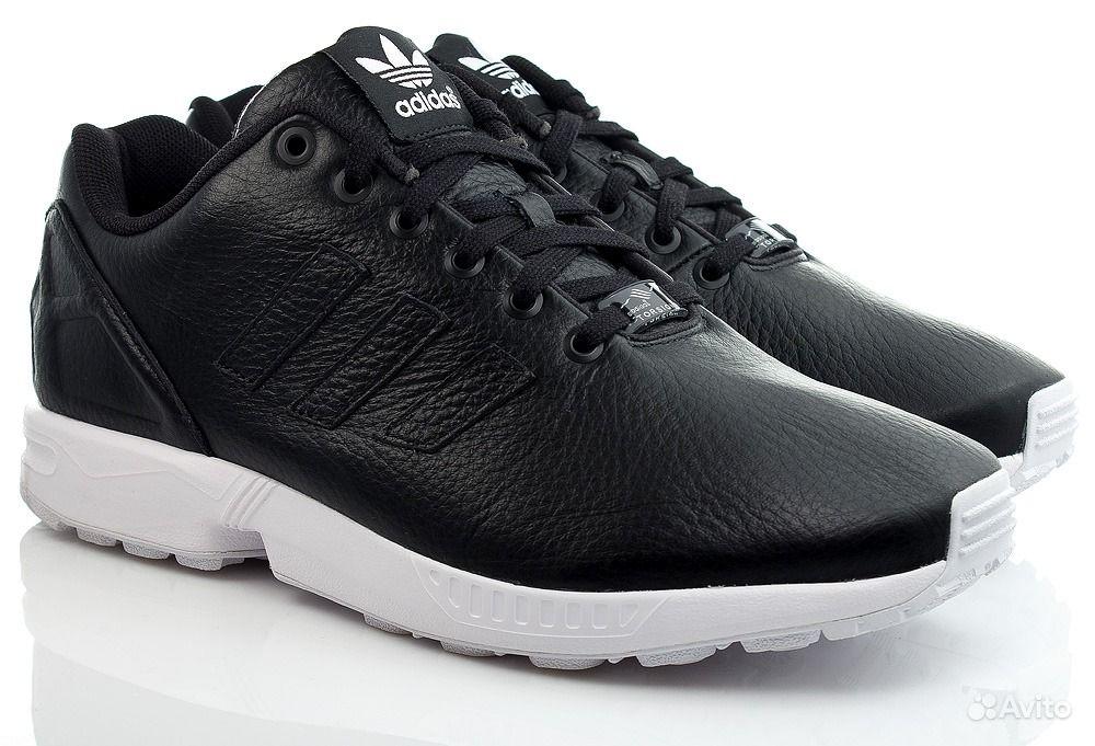 Купить кожаные кроссовки адидас. Кожаные кроссовк. f082600217c