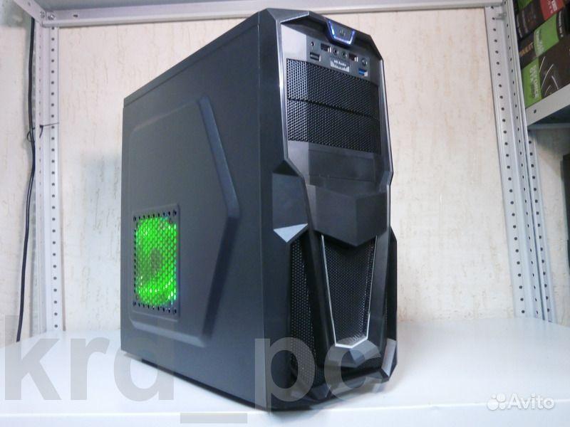 GTX 650 Core i3 - игровой с блок для WarFace CS. Краснодарский край,  Краснодар