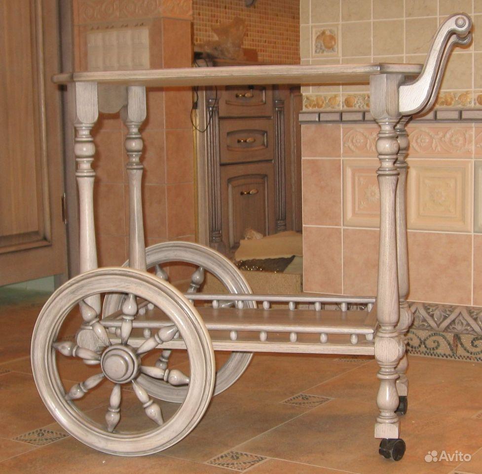 Мебель из балясин своими руками