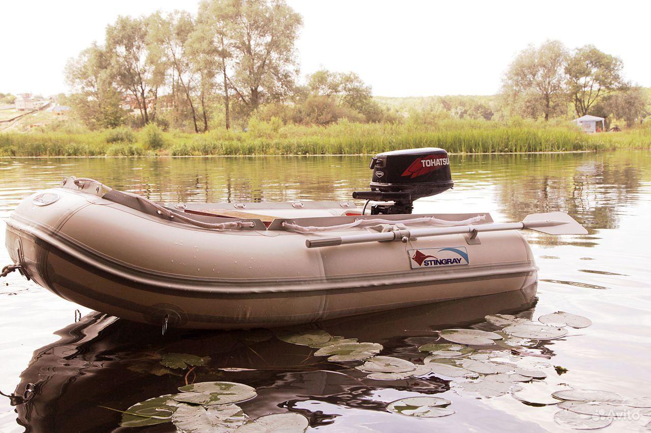 продажа лодки пвх стингрей