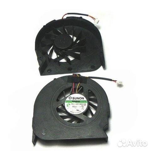 Вентилятор охлаждения для ноутбука для Packard Bell