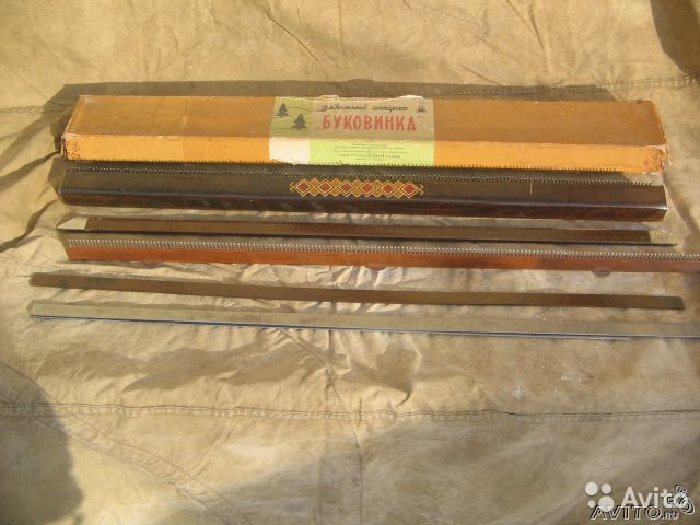 Вязание на ручной машине буковинка