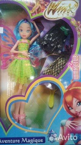 Объявление о продаже Кукла Winx в Омской области на Avito.