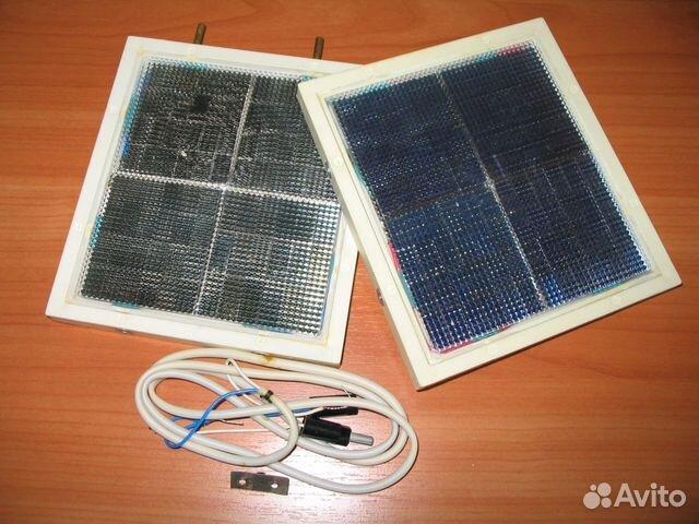 Радиоприемник на солнечных батареях своими руками