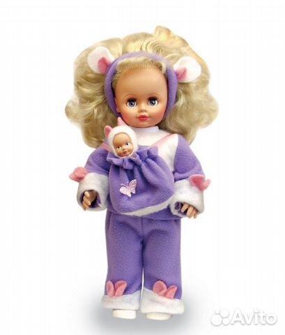 Кукла Инна-мама, 43 см (Россия) купить в Москве на Avito ...