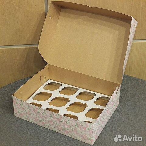 Как сделать коробку для капкейков своими руками