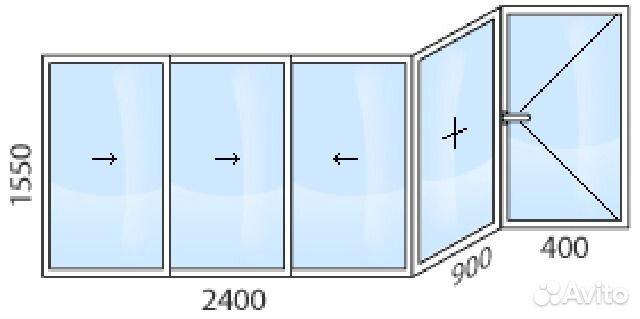 Как остеклить лоджию п44 сапог системой slidors. - окна из п.