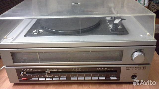 Радиола Кантата 205 стерео