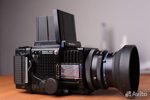 Среднеформатные камеры - Fototips ru