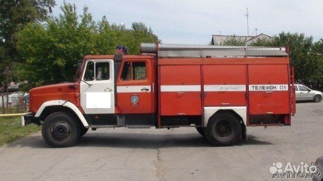 Объявление о продаже продам пожарную
