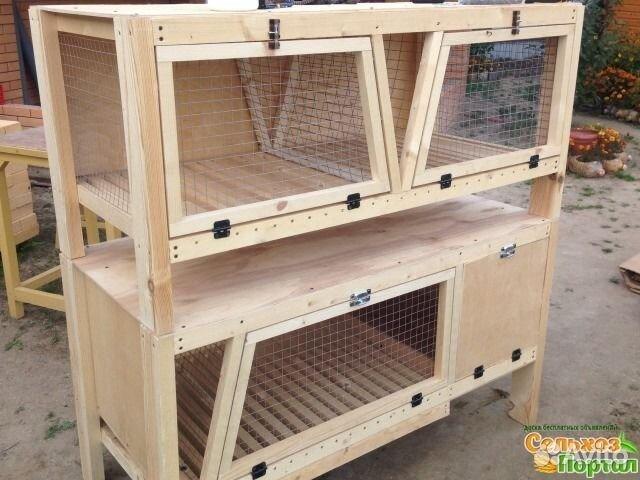 Купить кормушки для кроликов