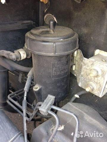 Пежо боксер где находится топливный фильтр