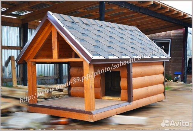 Собачья будка - купить, продать или отдать в Калининградской области на Avito - Объявления на сайте Avito