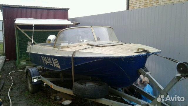 прицеп для лодки казанка цена