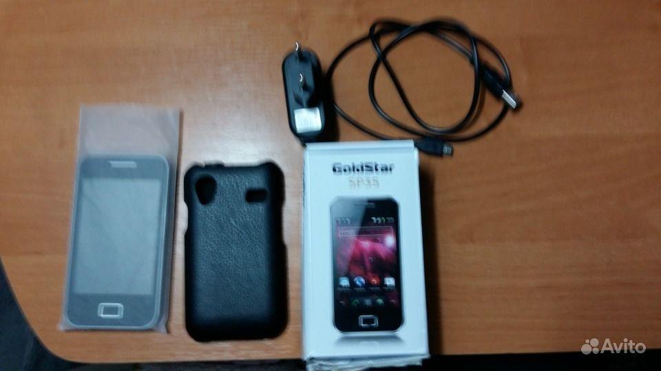 Отзывы о Смартфон GoldStar SP35 - otzovik com