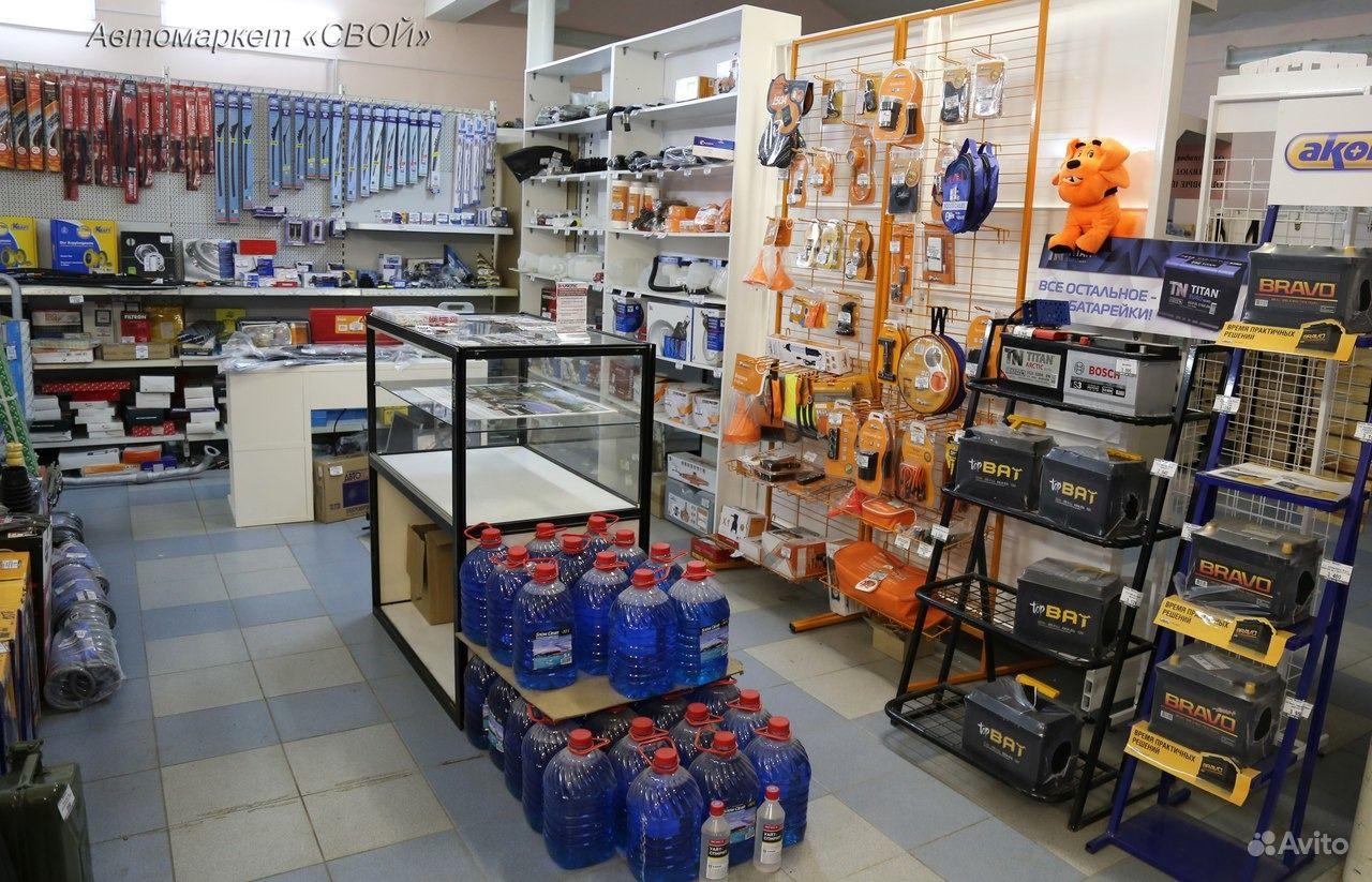 Магазин автозапчастей в Зеленогорске