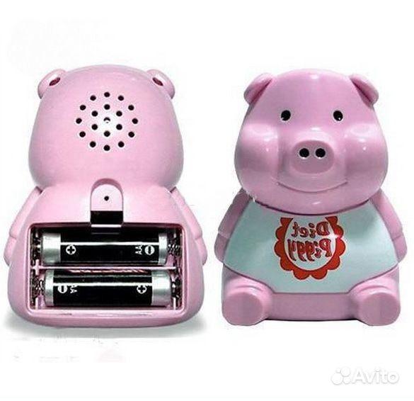 свинка диетолог для холодильника