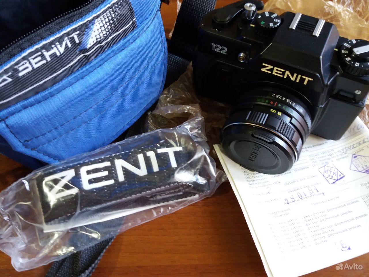 Какой фотоаппарат из зенитов лучше наша семья