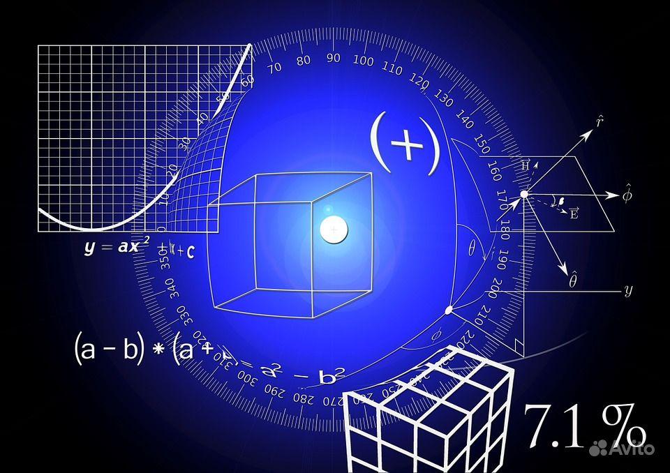Репетитор по математике, физике, шахматам купить на Вуёк.ру - фотография № 1