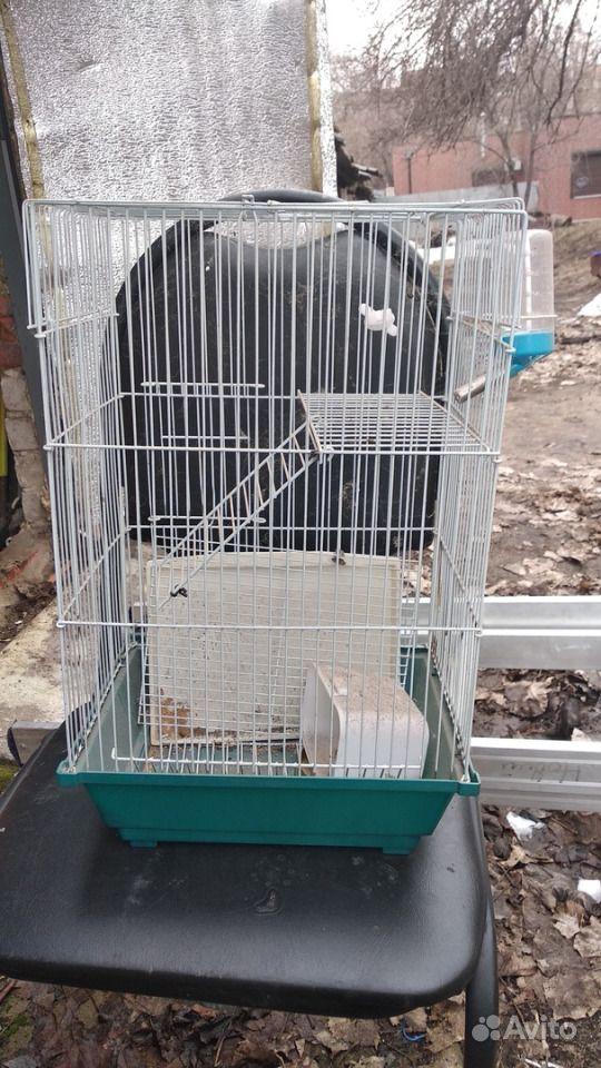 Продам Клетку для хомяков и мышей