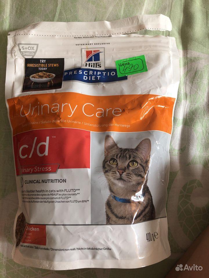 Корм для кошек Hills Prescription Diet