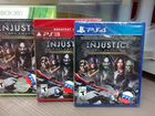Injustice Gods Among Us Ultimat PS4/3 Xbox 360 Рус