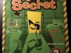 Учебник (student's book) Top Secret 3 по английско