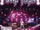 Deep Purple with Orchestra Blu-ray 2011 год