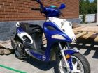 Скутер Baltmotors Hiker 125 DD Sport
