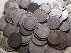 Монеты монисто