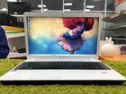 Ноутбук Packard Bell 17 дюймов белоснежный