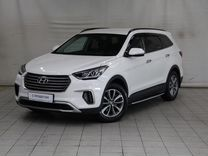 Hyundai Grand Santa Fe 2.2AT, 2017, 82058км