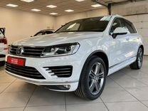 Volkswagen Touareg, 2016, с пробегом, цена 2970000 руб.