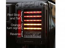 Задние J. W. Speaker 279 J LED Jeep Wrangler JK
