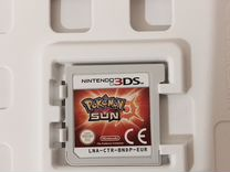 Pokemon Sun Steelbook Nintendo 3DS