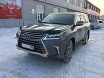Lexus LX, 2016 г., Иркутск