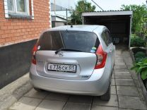 Nissan Note, 2014 г., Краснодар