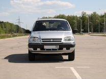 Chevrolet Niva, 2007 г., Москва