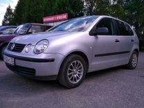 Volkswagen Polo, 2004 г., Ярославль