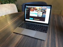 MacBook 12 retina 2016 space gray 1,2 512gb