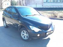 SsangYong Actyon, 2008 г., Москва