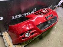Mazda 3 BK седан бампер передний Sport