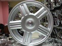 Новые диски R15 4x98 Торус на ваз