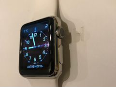 Apple Watch Series 1 38 мм Stainless steel