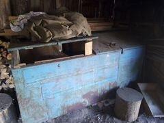 Ящик под зерносмеси