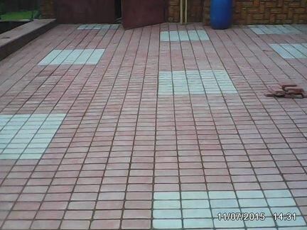 Уклатка тротуарной плитки и благоустройство объявление продам