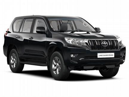 Toyota Land Cruiser Prado 2.7МТ, 2018