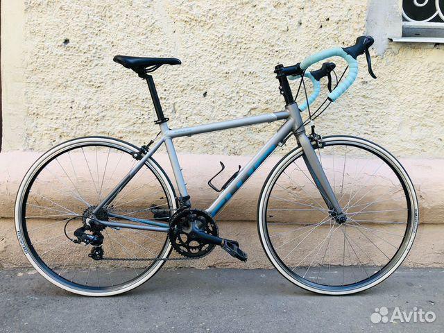 Шоссейный велосипед Forward (как новый) купить в Москве   Хобби и отдых    Авито