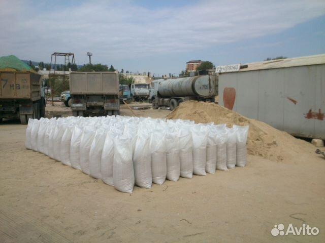 Авито г махачкала песок строительный